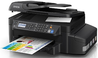 Epson EcoTank ET-4550 Review and Driver Download