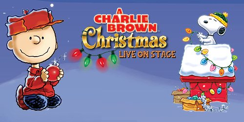 A Charlie Brown Christmas Live On Stage.Evan And Lauren S Cool Blog Win 4 Tickets To A Charlie