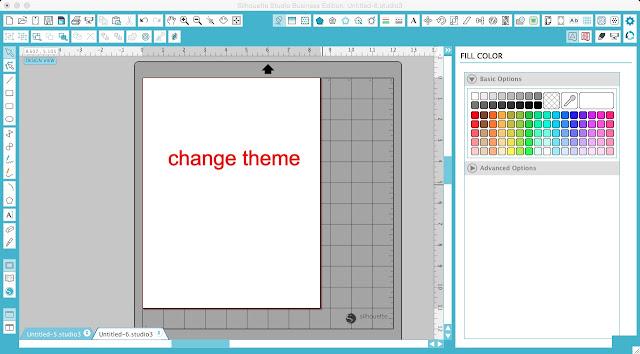 Silhouette Cameo, Silhouette Studio, customize
