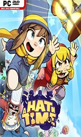 a hat in time - A Hat in Time Seal the Deal Update v20180921-CODEX