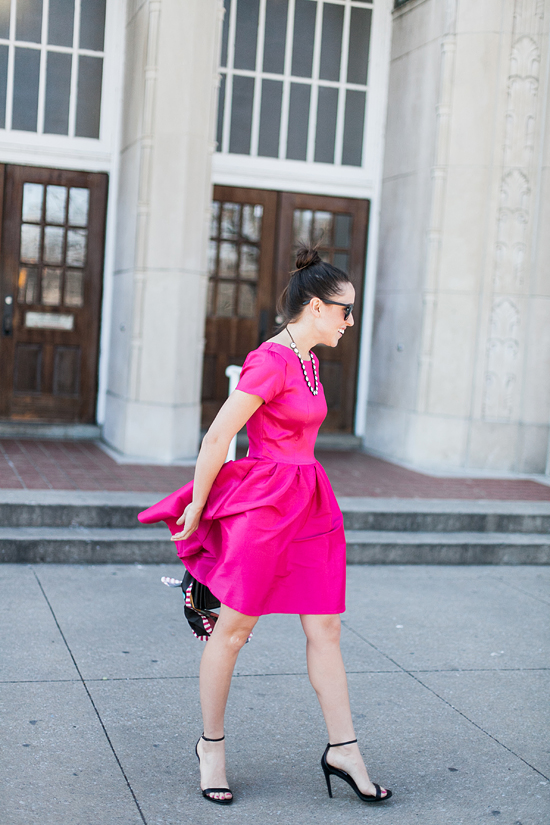 Here&Now: Shabby Apple pink nutcracker dress
