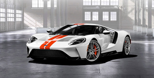 2018 Ford GT: Super Cool Supercar You Must Know