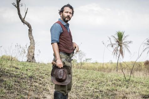 Marcos Palmeira se destaca em 'Velho Chico'