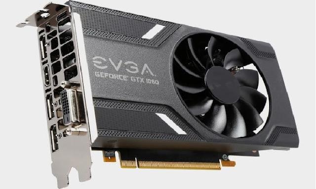 احصل على بطاقة الرسومات GTX 1060 سعة 6GB وإمدادات الطاقة 600W بـ 240 $