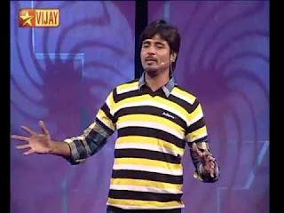 Athu Ithu Yethu-Vijay-TV-Show