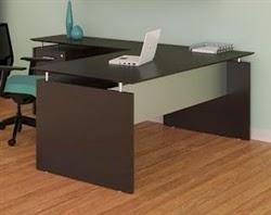Medina Straight Front Desk