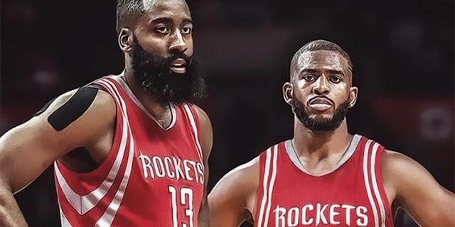NBA's rockets