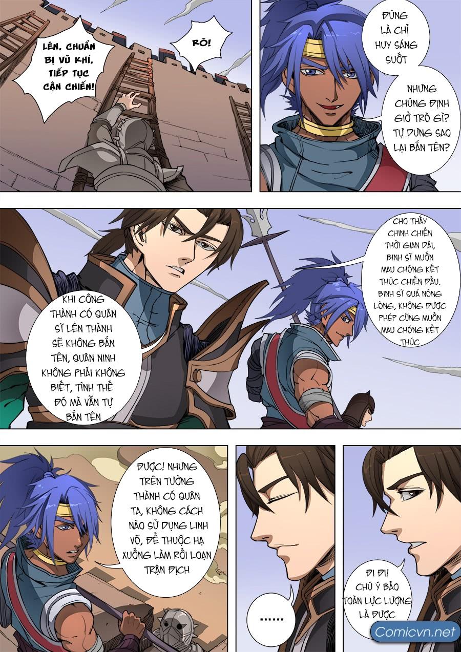 Đường Dần Tại Dị Giới Chap 198 - Trang 5