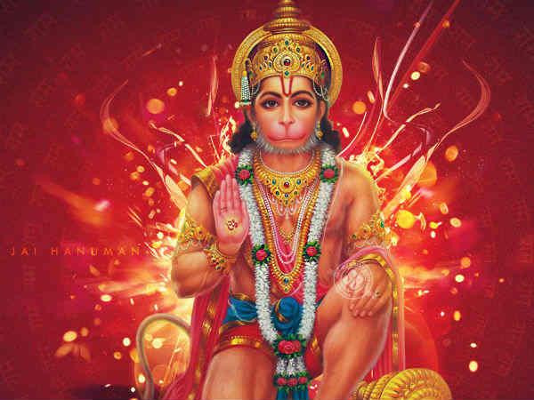 Bajrangbali;Hanuman;Narak Chaturdarshi ;Choti Diwali