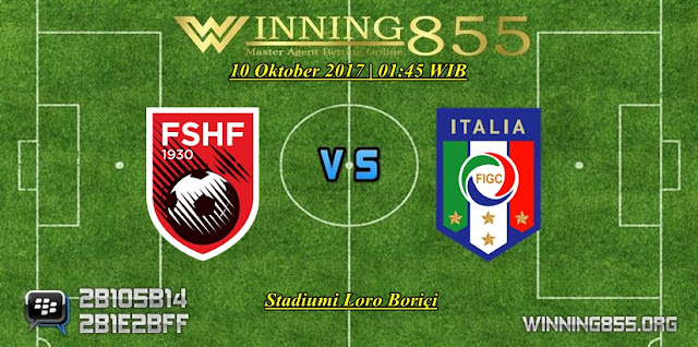 Prediksi Skor Albania vs Italy