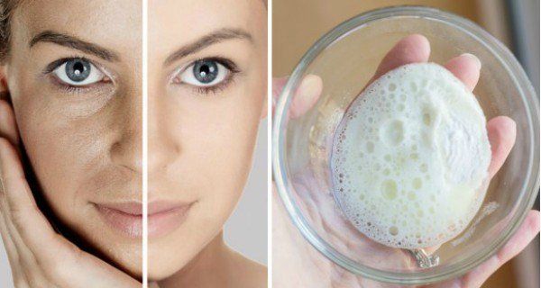 Prepare The Baking Soda Cream Before Sleeping And Bye Bye The Wrinkles, Spots, And Pimples!