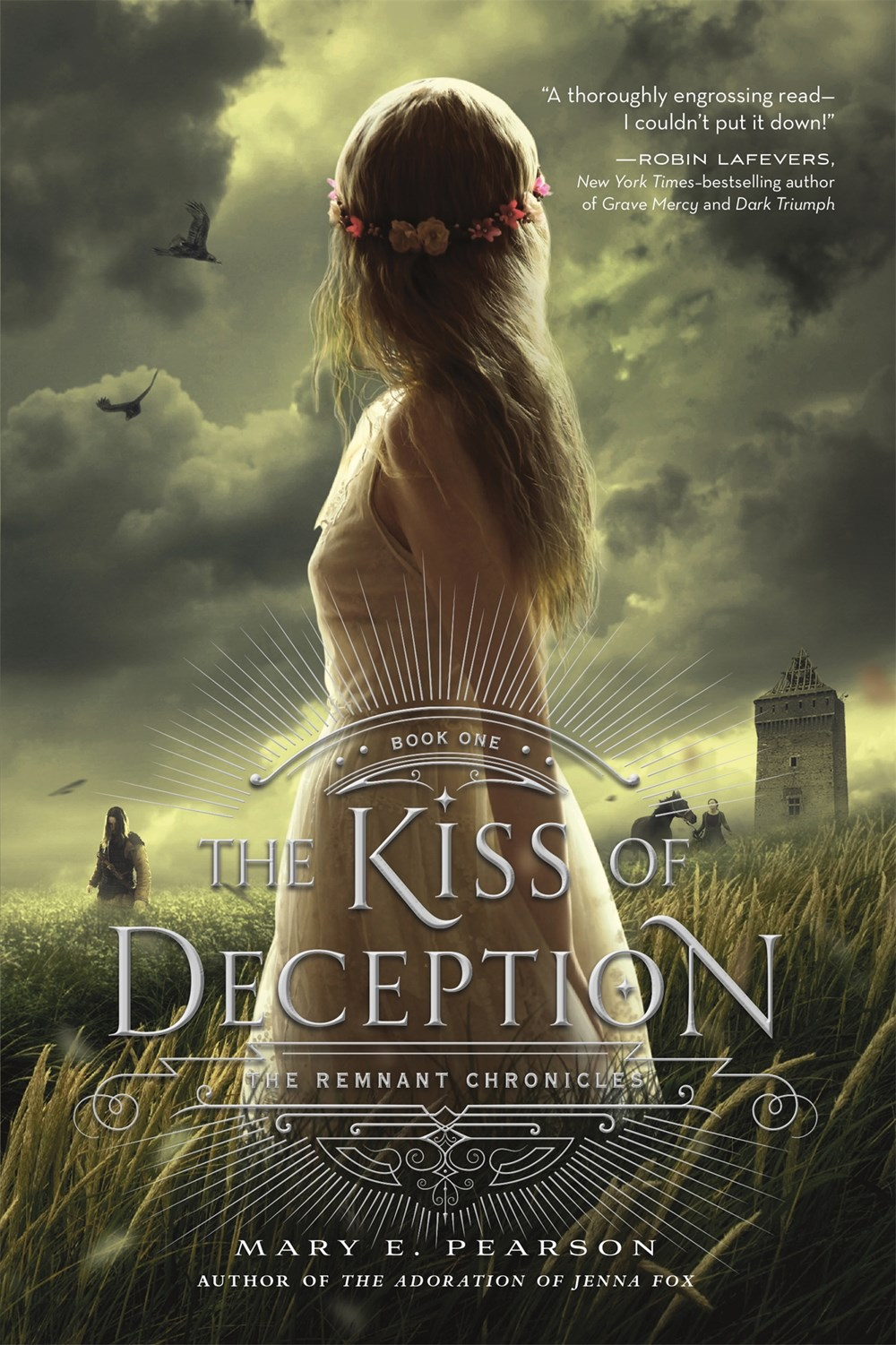 The Kiss of Deception - The Remnant Chronicles 01 - Mary E. Pearson