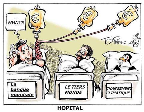 Banquiers:  il faut rembourser l'argent volé…