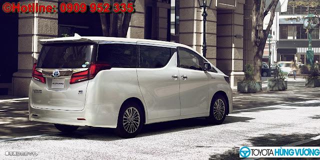 """Toyota bắt đầu nhận đơn đặt hàng dành cho """"chuyên cơ mặt đất"""" Alphard tại Việt Nam ảnh 1"""