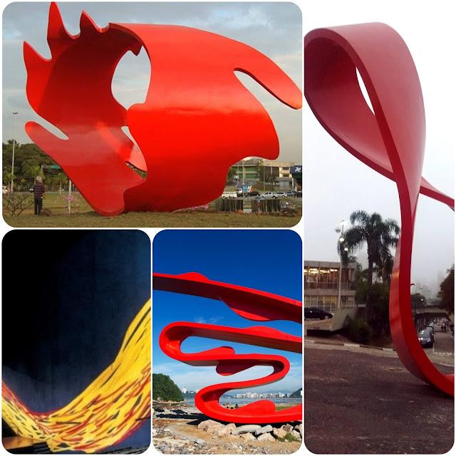 Obras de Tomie Ohtake