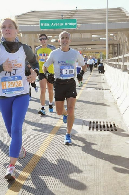 Maratón de New York - Dani Arcucci
