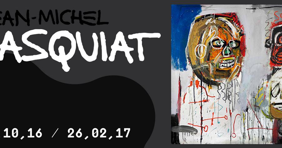 Jean-Michel Basquiat al Mudec - Milano