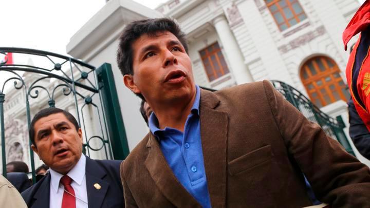 Pedro Castillo confirmó que ya se encuentran en la capital para dar inicio a huelga nacional indefinida