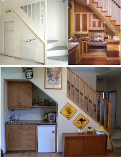 simple mom diary: tips rumah - memanfaatkan ruang bawah tangga