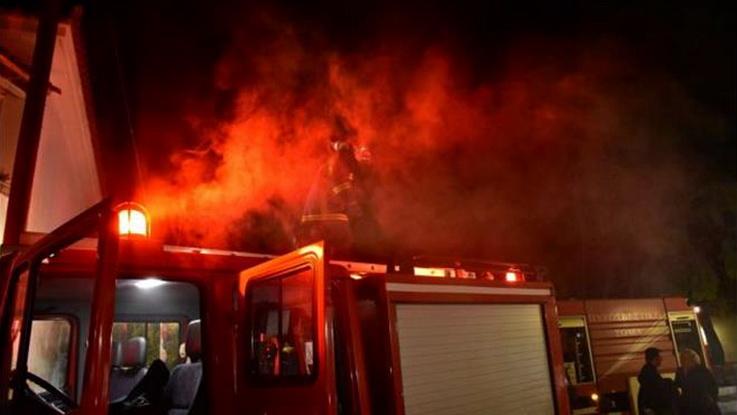 Δύο νεκροί από πυρκαγιά σε μονοκατοικία στον Έβρο