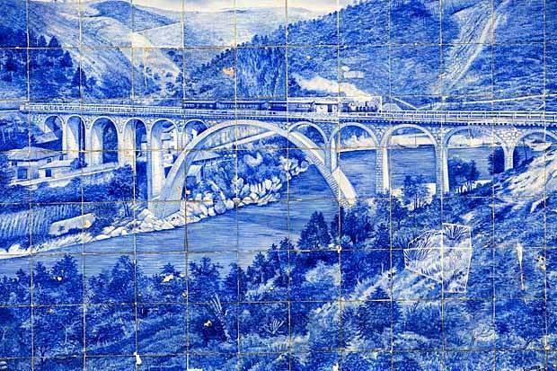 Encontro de gera es do bairro norton de matos azulejos for Azulejos de portugal