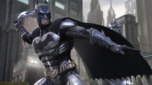 Injustice Gods Among Us Ultimate Edition PC Full Version Screenshot 1