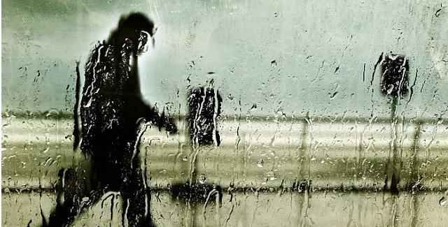Η κηδεία του δίκαιου πατέρα. Με χιόνια, βροχές, αέρα, κρύο, δεν πάτησε στην κηδεία του κανένας