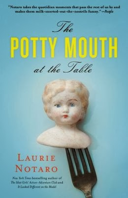 potty-mouth-at-table by laurie notaro