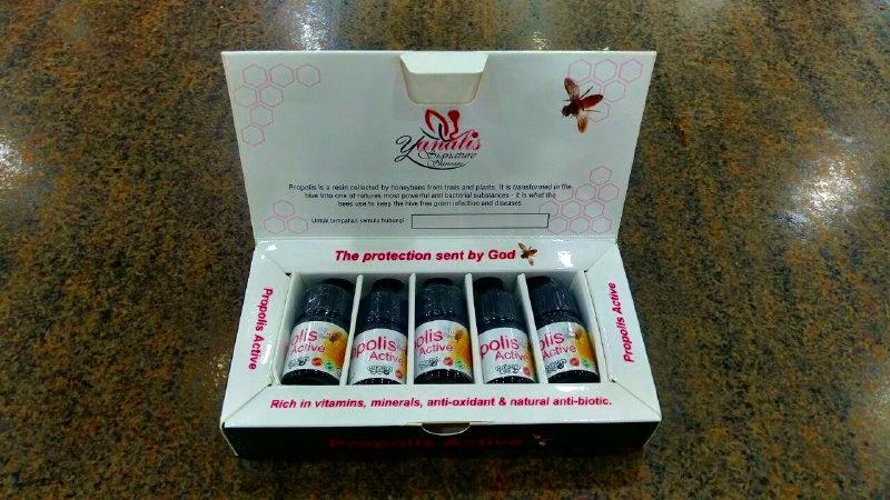 aplicația de propolis varicoză)