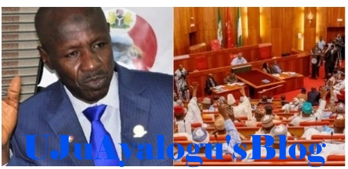 Senate indicts EFCC over Maina, says seized 222 properties are illegally 'shared'