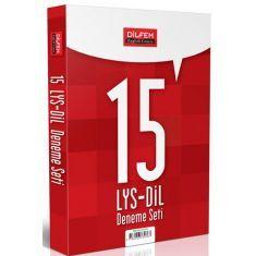 Dilfem LYS-DİL 15 Deneme Seti