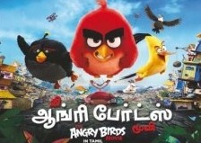 The Angry Birds Tamil Dubbed Movie