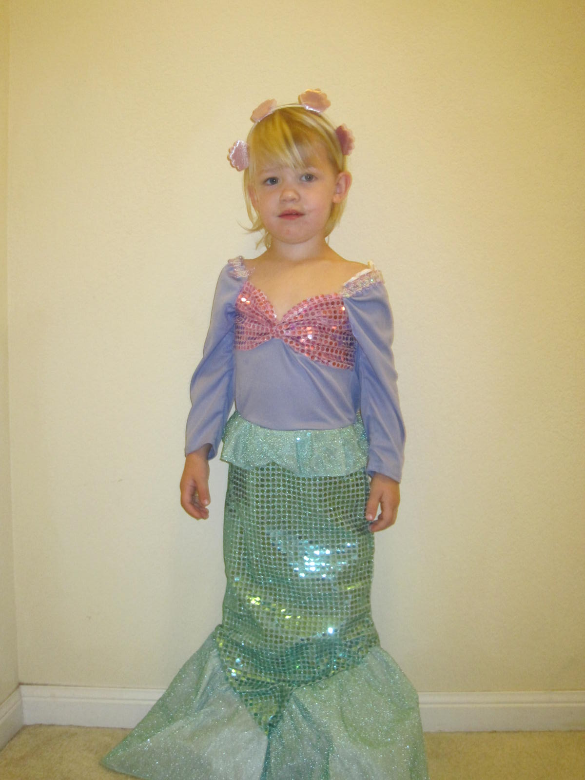 Child Bubbly Mermaid Costume  sc 1 st  Meningrey : the little mermaid toddler costume  - Germanpascual.Com