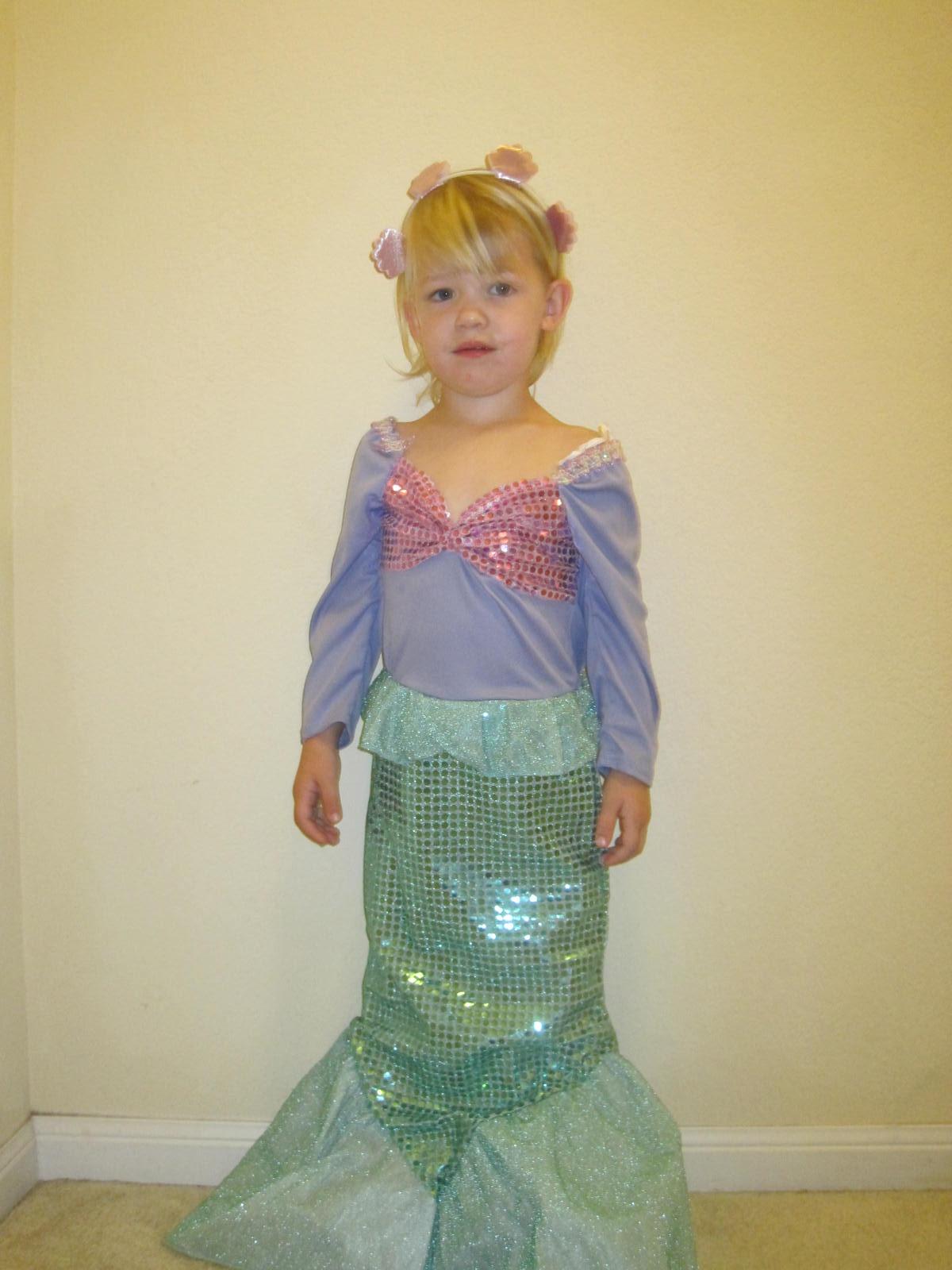 Child Bubbly Mermaid Costume  sc 1 st  Meningrey & My Little Mermaid Costume - Meningrey