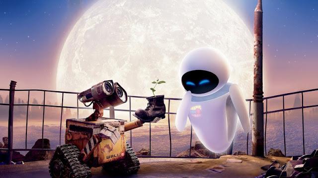 25 Film Animasi Terbaik sejauh abad 21