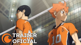 Haikyu!! To The Top – 2º Cour – IDOLiSH7 Second BEAT! – Golden Kamuy Season 3 – Trailers