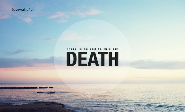 Love Wallpapers Death Is End Of Life Islamic Photo Hd Wallpaper