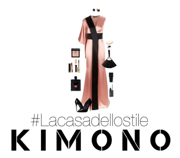 Abiti Eleganti Kimono.Il Vestito A Kimono La Casa Dello Stile