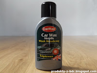 CarPlan Triplewax Car Wax Metallic Wosk metaliczny