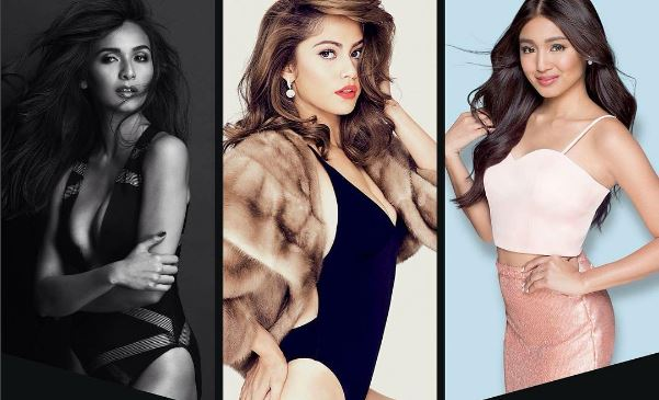 Jennylyn Mercado, Jessy Mendiola and Nadine Lustre
