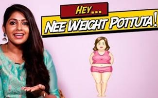 Body Shaming | Kutty Kutty Thoughts with Toshila
