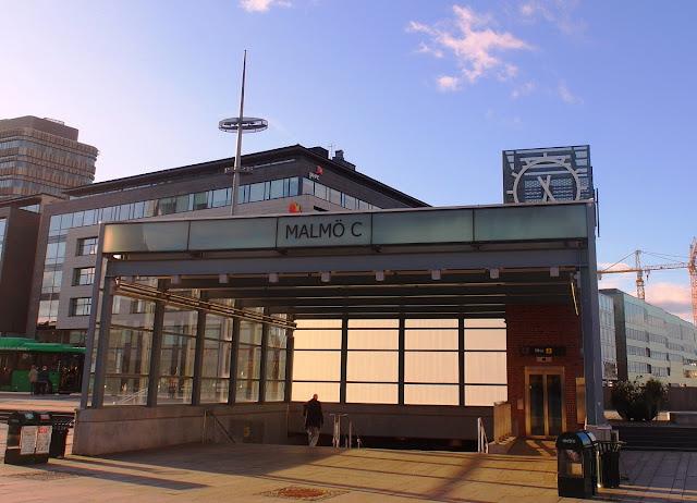 Malmö Centralen - Sweden