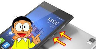 Cara Mudah Screenshot Layar Handphone Xiaomi   Cara capture laya hp Xiaomi