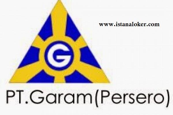 Lowongan Kerja Management Trainee PT Garam (Persero)