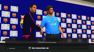 PES 2016 FC Barcelona MPS Pack by Pes Evolution HD