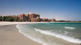Spiaggia Emirates Palace