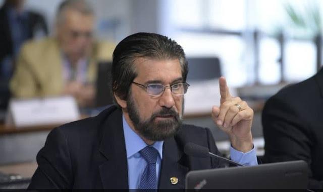 Mamata Eterna! Após perda do mandato de senador, Valdir Raupp quer de volta sua pensão especial vitalícia como ex-governador de Rondônia