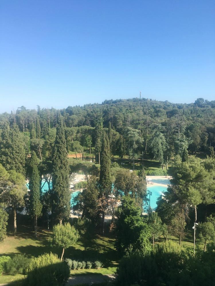 Hotel Lone Rovinj, Istrien, Kroatien