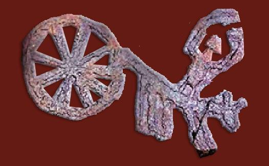 (υπερ)Πόντιοι Καππαδόκες ανακάλυψαν τον τροχό πριν 17.000 χρόνια!