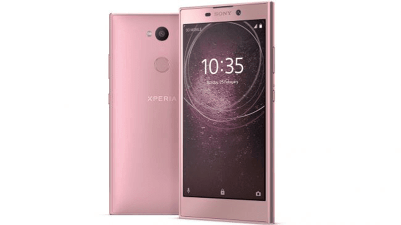 CES 2018: Sony Xperia L2 with 5.5-inch screen now official too!